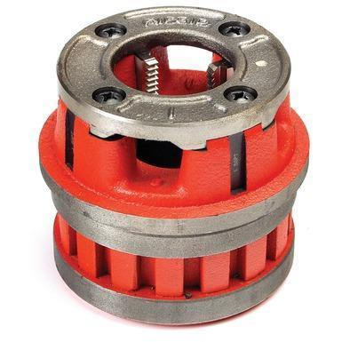 "Ridgid 37400 12R 1"" Alloy RH Manual Threader Die Head - Remanufactured - General Equipment & Supply"