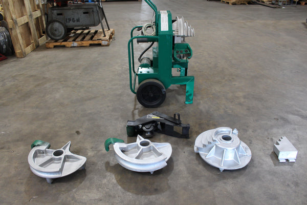 Greenlee 555E Bender - General Equipment & Supply