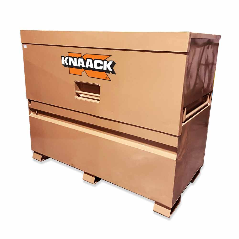 "Knaack 89 StorageMaster Piano Style Storage, 60"" x 30"" x 49"" Gang Box- Reconditioned"