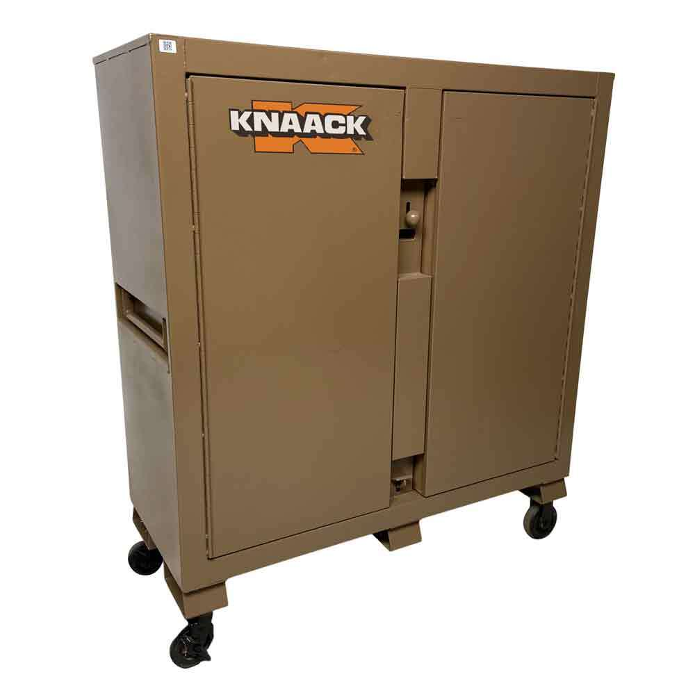 Knaack 111 JobMaster Cabinet (60 x 24 x 60) Gang Box - Reconditioned