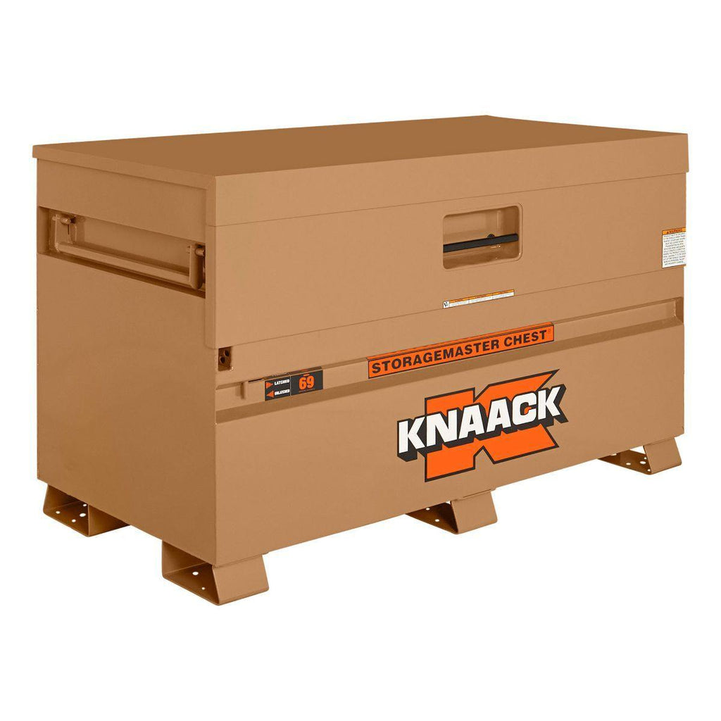 "Knaack 69 StorageMaster 60"" x 30"" x 34"" Piano Style Storage Gang Box Reconditioned - General Equipment & Supply"
