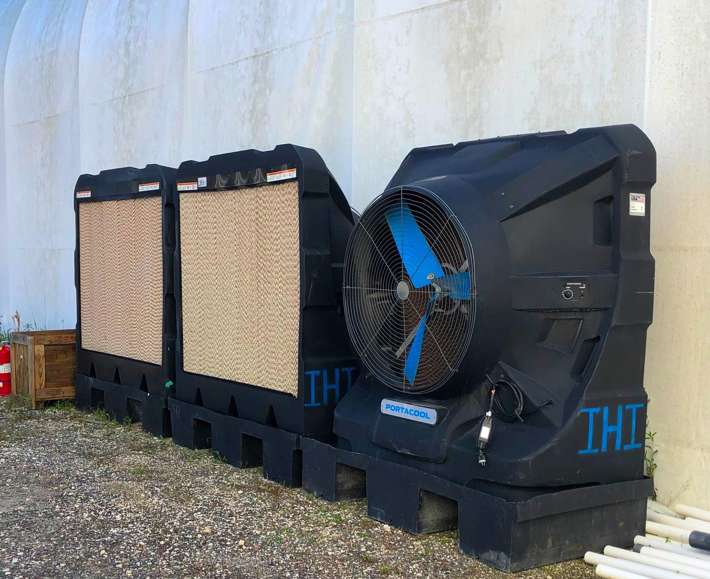 "Port-a-Cool 48"" Viable Speed Portable Evaporative Cooler"