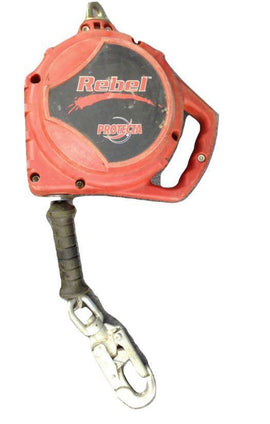 3M Protecta Rebel 3590550 Self Retracting lifeline Used