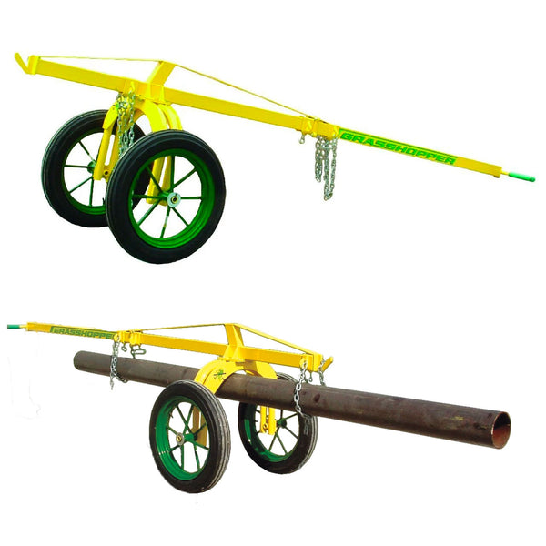 Sumner 780351 ST-401 Grasshopper Texas Pipe Dolly- Remanufactured
