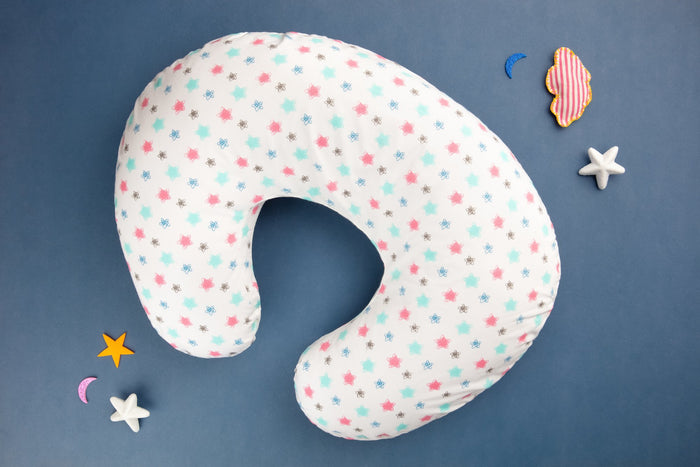 Starry Day - Feeding Pillow