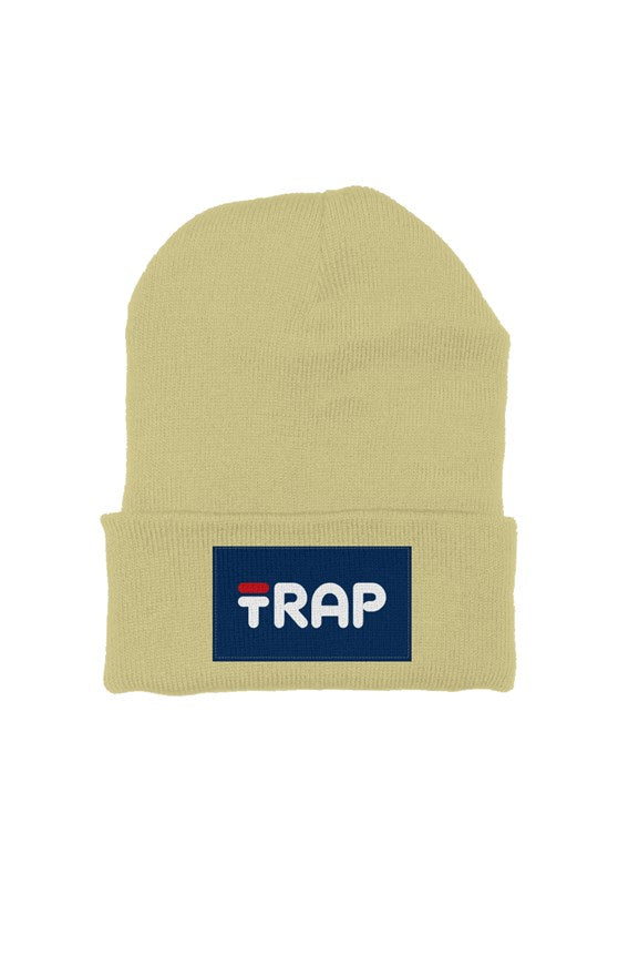FILA Trap Beanie Khaki - TrapMonkie Aesthetic Clothing, Monkey Streetwear, Trap Shop, Trap Fits, Custom Skateboards, Monkey Gear