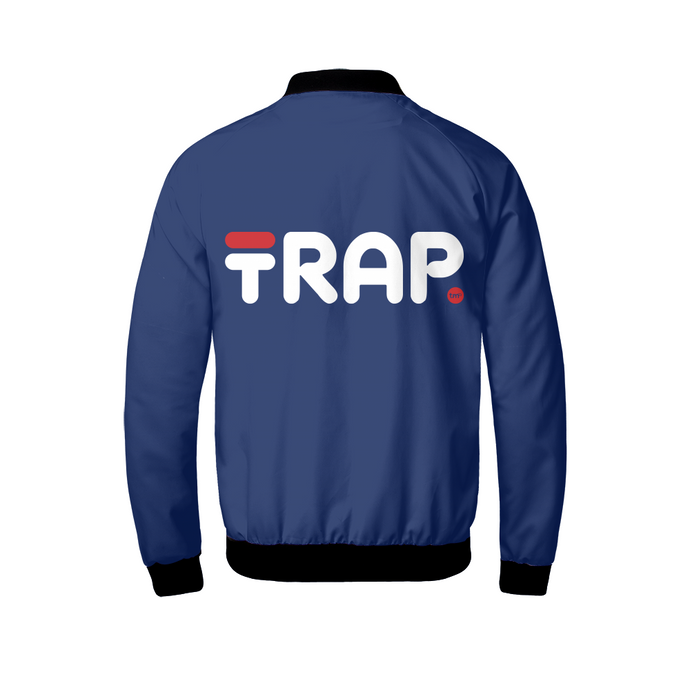 TrapMonkie | Trap FILA | Bomber Jacket - TrapMonkie Aesthetic Clothing, Monkey Streetwear, Trap Shop, Trap Fits, Custom Skateboards, Monkey Gear