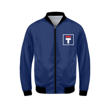 Load image into Gallery viewer, TrapMonkie | Trap FILA | Bomber Jacket - TrapMonkie Aesthetic Clothing, Monkey Streetwear, Trap Shop, Trap Fits, Custom Skateboards, Monkey Gear
