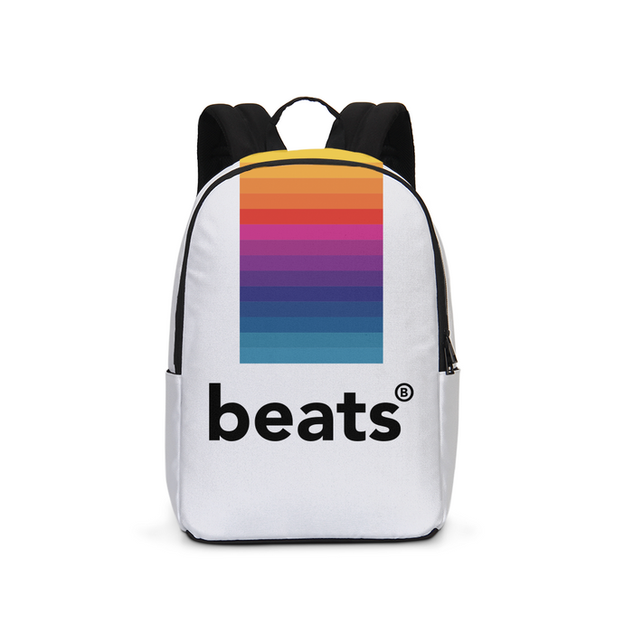 Retro Beats Backpack - TrapMonkie Aesthetic Clothing, Monkey Streetwear, Trap Shop, Trap Fits, Custom Skateboards, Monkey Gear