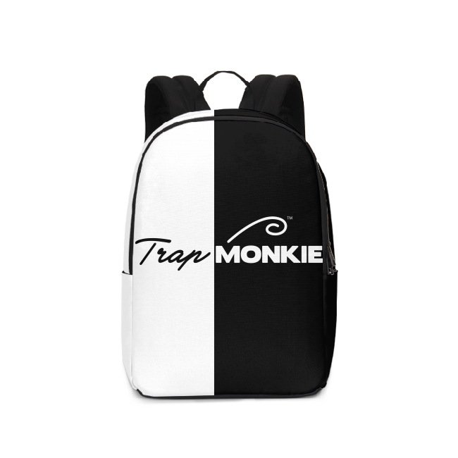 Scarface Monkey Backpack - TrapMonkie Aesthetic Clothing, Monkey Streetwear, Trap Shop, Trap Fits, Custom Skateboards, Monkey Gear