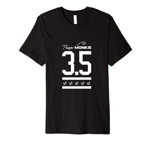 3 POINT 5 T-Shirt - TrapMonkie