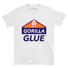 Load image into Gallery viewer, Gorilla Glue T-Shirt - TrapMonkie Aesthetic Clothing, Monkey Streetwear, Trap Shop, Trap Fits, Custom Skateboards, Monkey Gear