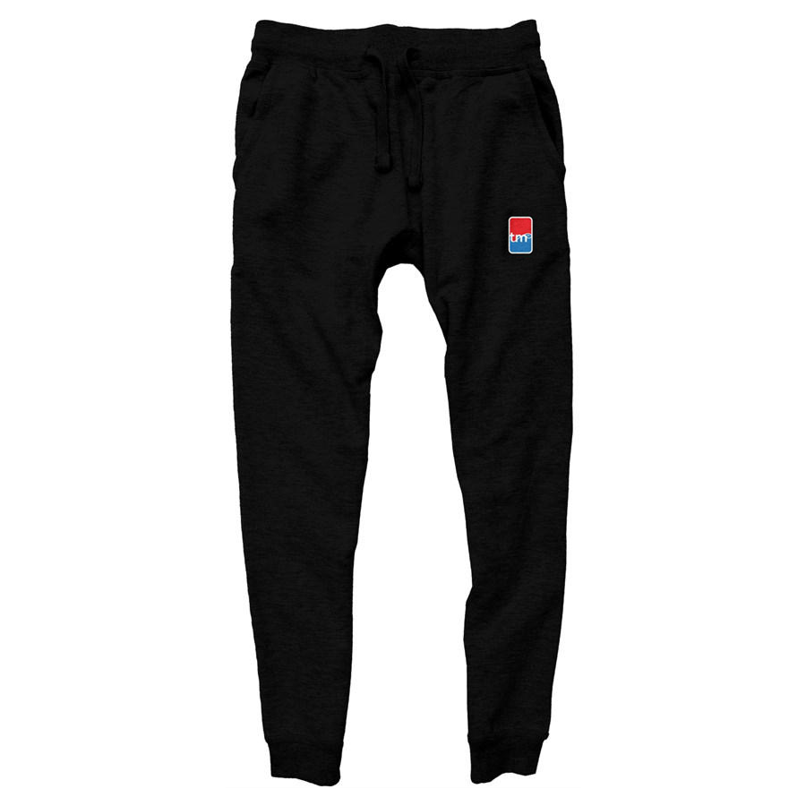 TM BASKETBALL Black Joggers - TrapMonkie Aesthetic Clothing, Monkey Streetwear, Trap Shop, Trap Fits, Custom Skateboards, Monkey Gear