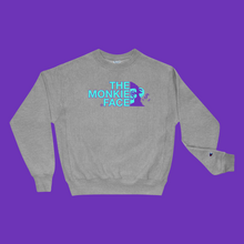 Load image into Gallery viewer, Monkie Face Champion Sweatshirt - TrapMonkie