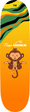 Load image into Gallery viewer, TrapMonkie Skateboard - TrapMonkie Aesthetic Clothing, Monkey Streetwear, Trap Shop, Trap Fits, Custom Skateboards, Monkey Gear