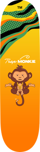 TrapMonkie Complete Skateboard - TrapMonkie Aesthetic Clothing, Monkey Streetwear, Trap Shop, Trap Fits, Custom Skateboards, Monkey Gear