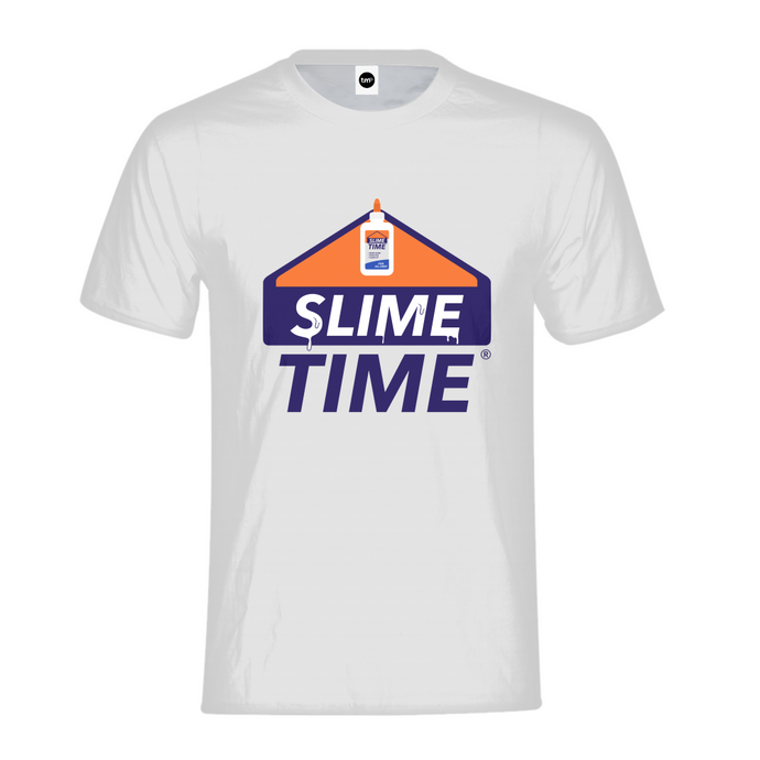 Slime Time Kids T-Shirt - TrapMonkie Aesthetic Clothing, Monkey Streetwear, Trap Shop, Trap Fits, Custom Skateboards, Monkey Gear