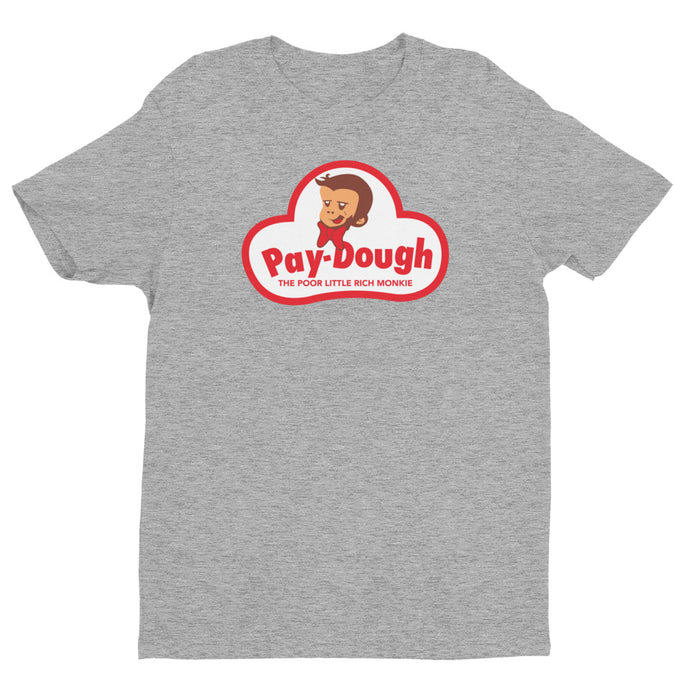 Play Dough Short Sleeve T-shirt - TrapMonkie Aesthetic Clothing, Monkey Streetwear, Trap Shop, Trap Fits, Custom Skateboards, Monkey Gear