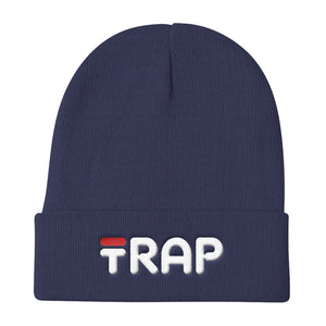 FILA Trap Beanie - TrapMonkie Aesthetic Clothing, Monkey Streetwear, Trap Shop, Trap Fits, Custom Skateboards, Monkey Gear