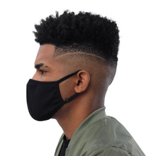 Load image into Gallery viewer, Black Face Mask (3-Pack) - TrapMonkie Aesthetic Clothing, Monkey Streetwear, Trap Shop, Trap Fits, Custom Skateboards, Monkey Gear