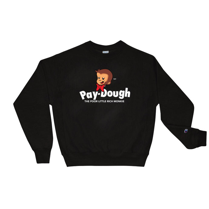 Play Dough Champion Sweatshirt - TrapMonkie Aesthetic Clothing, Monkey Streetwear, Trap Shop, Trap Fits, Custom Skateboards, Monkey Gear