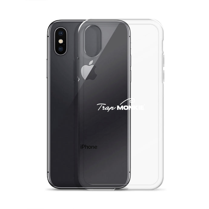 TrapMonkie iPhone Case - TrapMonkie Aesthetic Clothing, Monkey Streetwear, Trap Shop, Trap Fits, Custom Skateboards, Monkey Gear