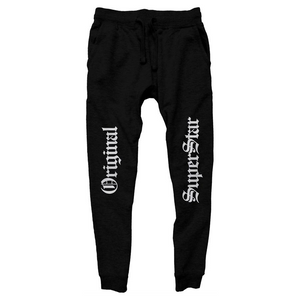 Original Superstar Joggers - TrapMonkie Aesthetic Clothing, Monkey Streetwear, Trap Shop, Trap Fits, Custom Skateboards, Monkey Gear