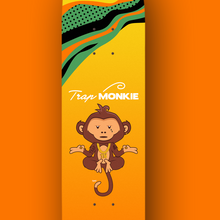 Load image into Gallery viewer, TrapMonkie Complete Skateboard - TrapMonkie Aesthetic Clothing, Monkey Streetwear, Trap Shop, Trap Fits, Custom Skateboards, Monkey Gear