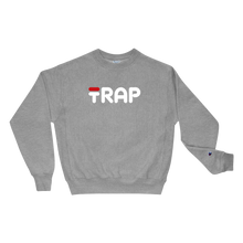 Load image into Gallery viewer, FILA TRAP Champion Sweatshirt - TrapMonkie Aesthetic Clothing, Monkey Streetwear, Trap Shop, Trap Fits, Custom Skateboards, Monkey Gear