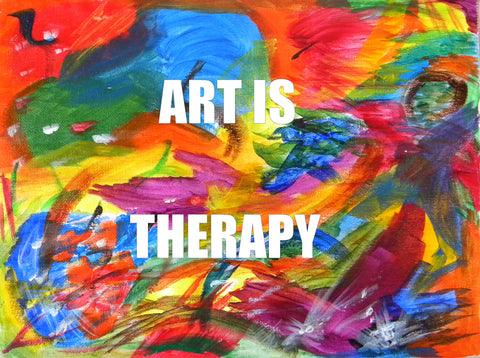 Paint by Numbers as Therapy