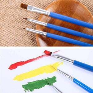 Muslim Knight Paint By Numbers Kit