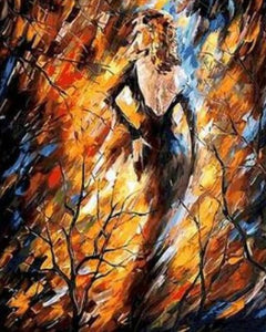 Paint by Numbers - Leonid Afremov