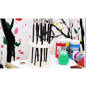 Paint By Numbers - Painting Brush Holder - Can Hold 49