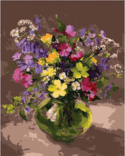 Load image into Gallery viewer, 24 Framed and unframed Flowers Paintings