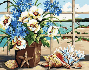 24 Different Flowers Paintings - Gotta Love These