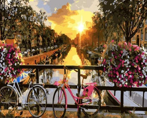 Cycles and Flowers on the Bridge