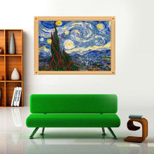 Load image into Gallery viewer, The Starry Night by Vincent Van Gogh
