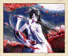 Load image into Gallery viewer, A Girl Playing Flute
