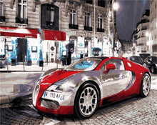 Load image into Gallery viewer, Bugatti Painting