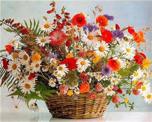 Load image into Gallery viewer, 23 Flowers - Piant by Numbers Kits for Adults