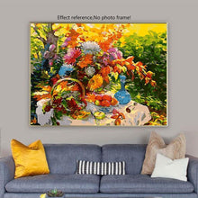 Load image into Gallery viewer, A Garden Picnic