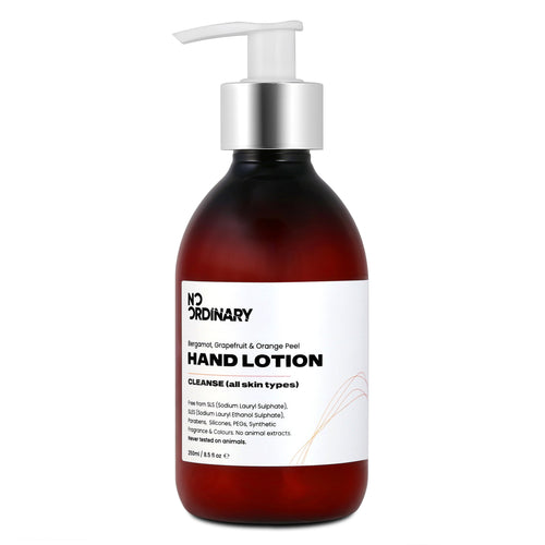Cleanse - No Ordinary Hand Lotion For All Skin Types