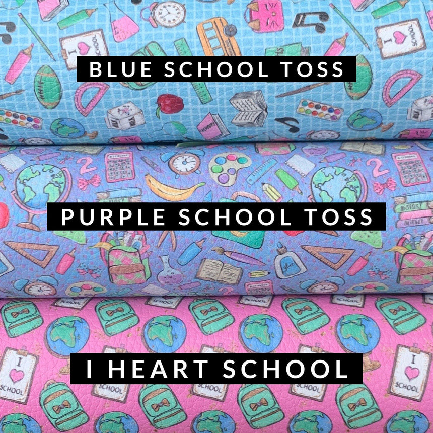 Girly School Collection - LizKSupplyCo
