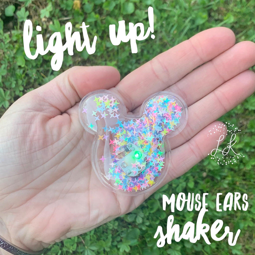 Light Up Mouse Ears Shakers - LizKSupplyCo