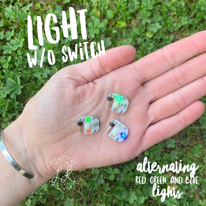 Light Without Switch - LizKSupplyCo
