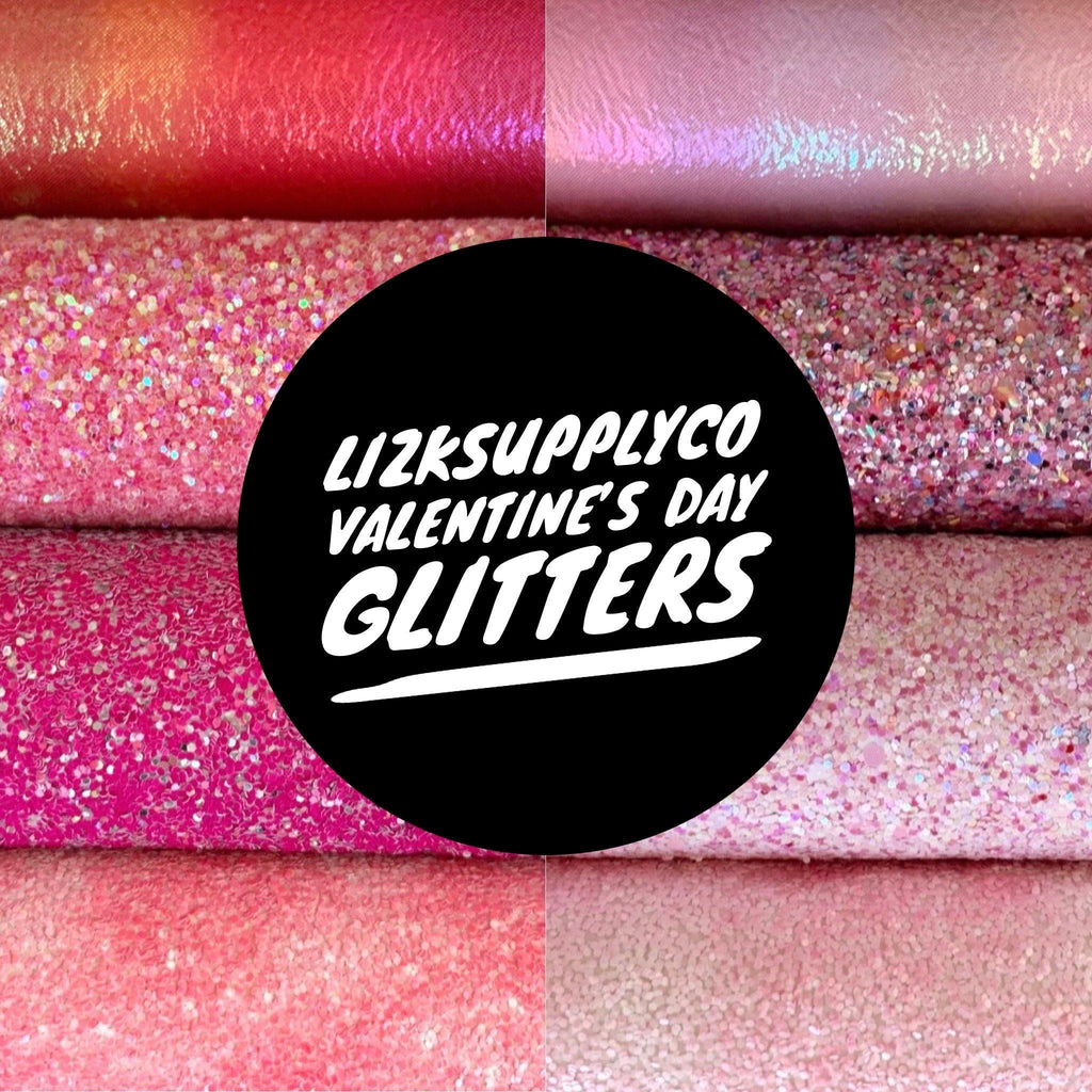 Valentine's Glitter Collection