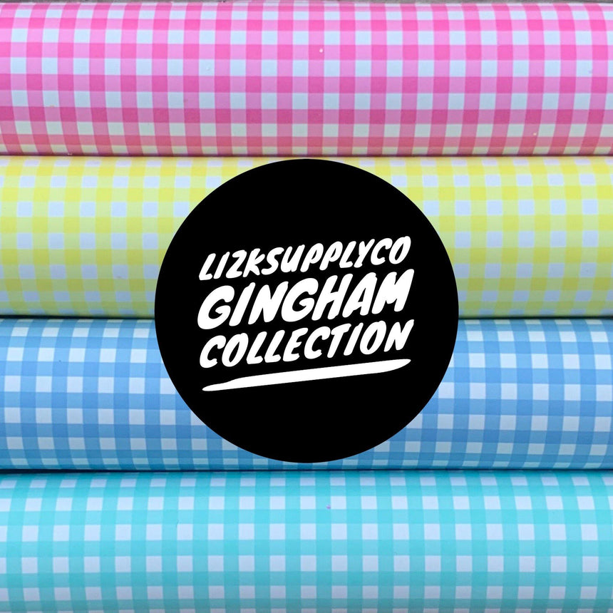 Gingham Collection - LizKSupplyCo