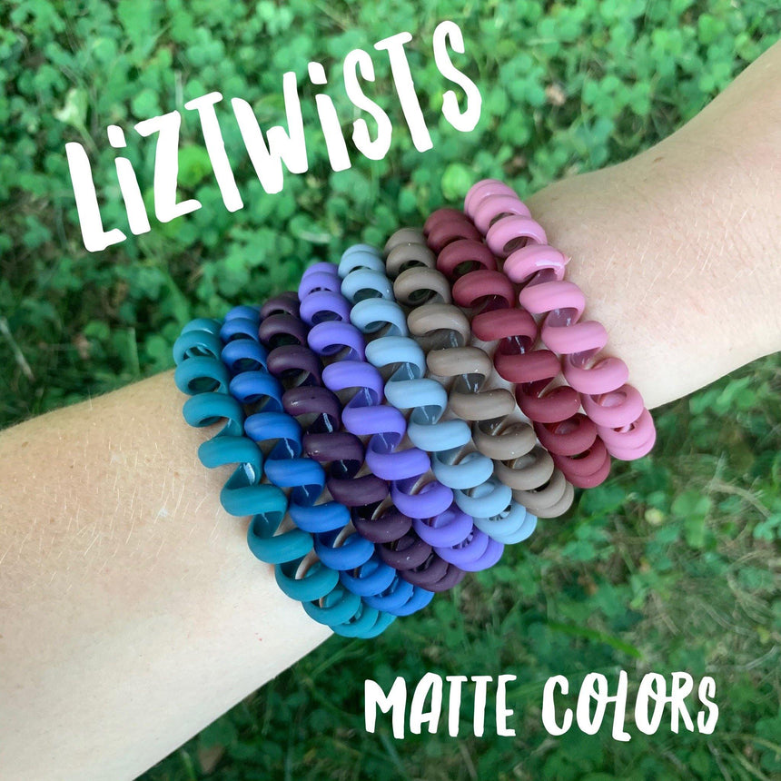 LizTwists- Matte Colors 8 Pack - LizKSupplyCo