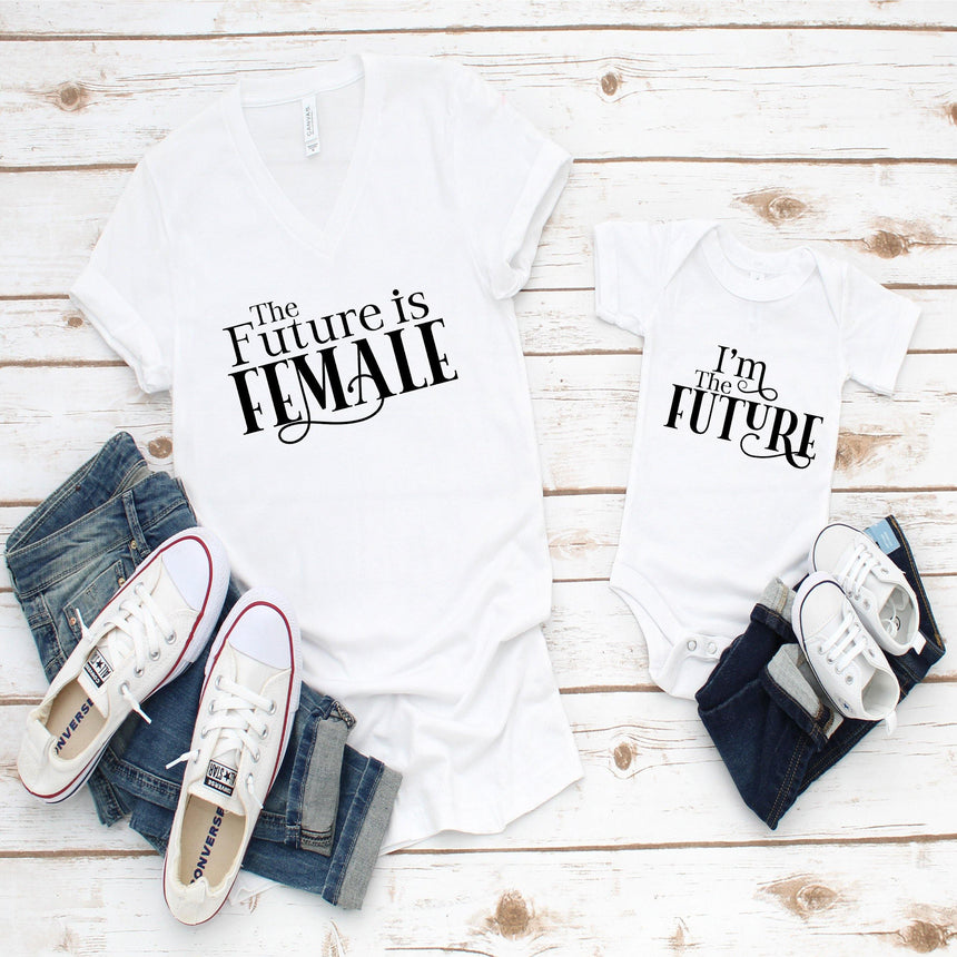 Future is Female Sublimation Transfer - LizKSupplyCo