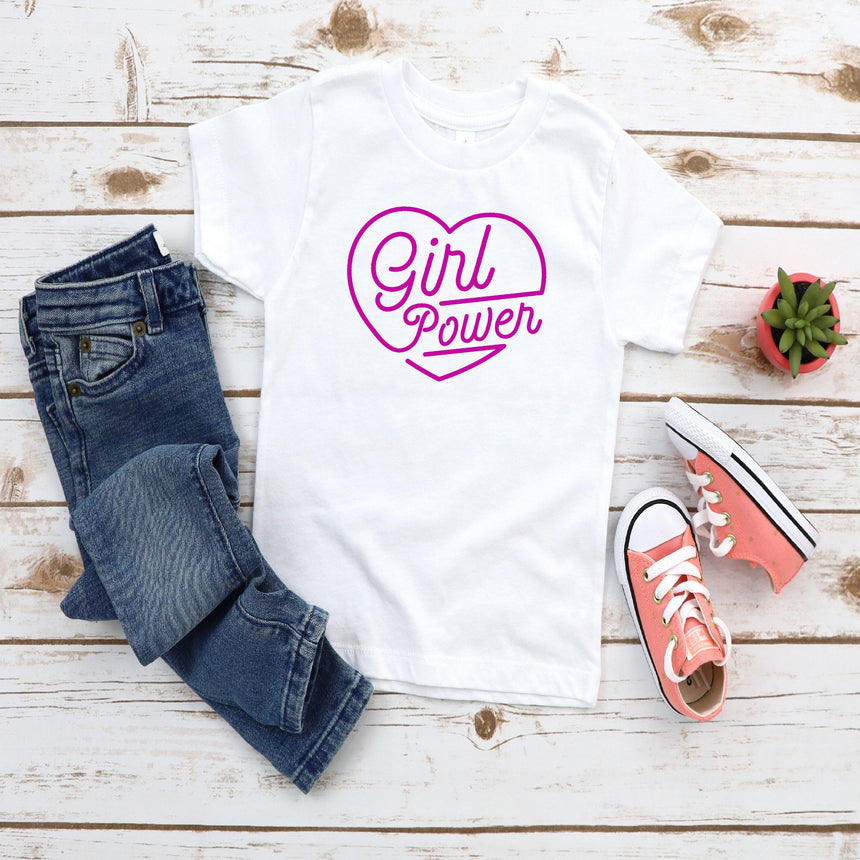 Girl Power Sublimation Transfer - LizKSupplyCo